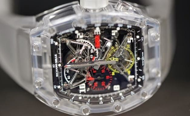10 Model Jam Tangan 'Richard Mille' Paling Mahal 16