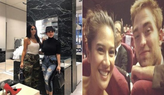 13 Foto Selfie Artis Indonesia dan Hollywood Paling Kece